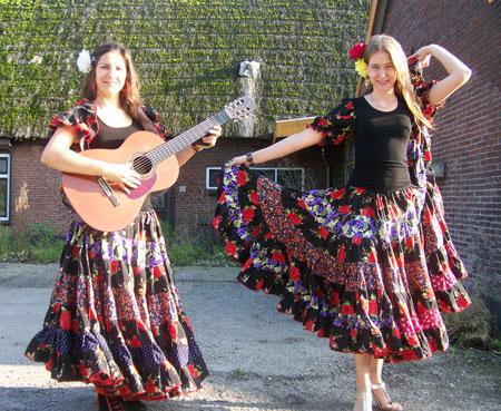 gipsy danseressen