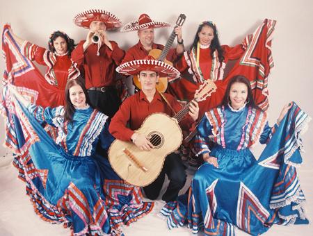 mexicaanse danseressen